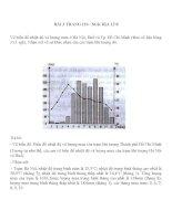 Bài tập SGK môn địa lý lớp 8 (30)