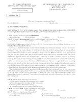 Đề thi chất lượng tiếng anh lớp 11 (8)