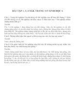 Bài tập SGK môn sinh học lớp 6 (43)