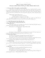 Nguyên lý bảo quản và chế biến thủy sản DHCT
