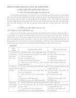 Giáo trình công nghệ sửa chữa và bảo dưỡng ô tô chương 5