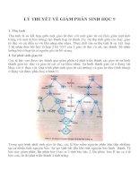 Lý thuyết và bài tập môn sinh học lớp 9 (39)