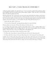 Lý thuyết và bài tập môn sinh học lớp 9 (56)