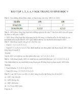 Lý thuyết và bài tập môn sinh học lớp 9 (30)