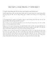 Lý thuyết và bài tập môn sinh học lớp 9 (62)