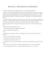 Lý thuyết và bài tập môn sinh học lớp 9 (15)