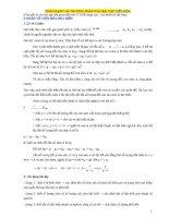 Sinh 12 bài tập tiến hóa (new)   sinh học 12   ngô hà vũ