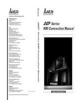 Catalogue HMI Delta DOP-A
