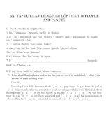 Bài tập môn tiếng anh lớp 7 (121)