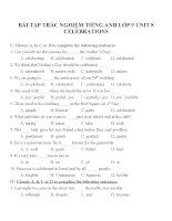 Bài tập môn tiếng anh lớp 9 (35)