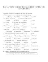 Bài tập môn tiếng anh lớp 9 (57)