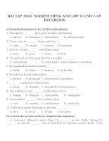 Bài tập môn tiếng anh lớp 10 (122)