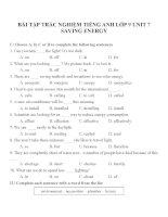 Bài tập môn tiếng anh lớp 9 (39)