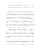 TIỂU LUẬN TRIẾT học   một số vấn đề về PHƯƠNG PHÁP LUẬN hồ CHÍ MINH và ý NGHĨA TRONG NGHIÊN cứu tư TƯỞNG TRIẾT học hồ CHÍ MINH