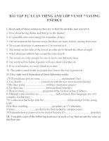 Bài tập môn tiếng anh lớp 9 (114)