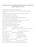 Bài tập môn tiếng anh lớp 9 (94)