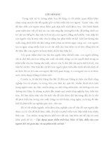 TIỂU LUẬN TRIẾT học   vận DỤNG QUAN điểm TRIẾT học mác về bản CHẤT của CON NGƯỜI đối với GIÁO dục và sự PHÁT TRIỂN của xã hội