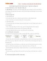 Giải bài tập trang 126 SGK Sinh học lớp 11: Tập tính của động vật