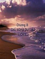 Chuong3-chu nghia duy vat lich su file pdf