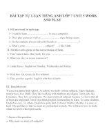 Bài tập môn tiếng anh lớp 7 (104)