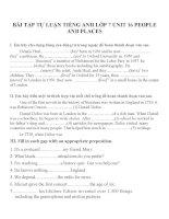Bài tập môn tiếng anh lớp 7 (114)