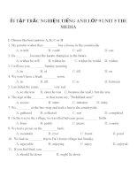 Bài tập môn tiếng anh lớp 9 (75)