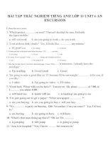 Bài tập môn tiếng anh lớp 10 (114)