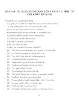 Bài tập môn tiếng anh lớp 9 (122)