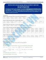 Phương pháp giải bài tập đặc trưng về nhôm và hợp chất