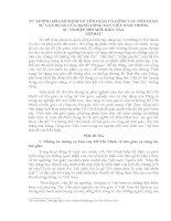 TIỂU LUẬN tôn GIÁO   tư TƯỞNG hồ CHÍ MINH về tôn GIÁO và CÔNG tác tôn GIÁO, sự vận DỤNG của ĐẢNG CỘNG sản VIỆT NAM TRONG sự NGHIỆP đổi mới HIỆN NAY