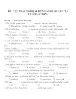 Bài tập môn tiếng anh lớp 9 (27)