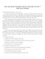 Bài tập môn tiếng anh lớp 10 (103)