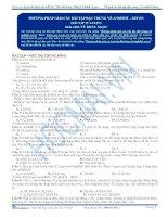 Bai 6  bai tap phuong phap giai cac bai tap dac trung ve andehit xeton g