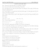 78 bài tập ôn luyện HSG môn toán lớp 2
