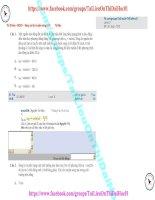 07 thi online   b0201 – sóng và sự truyền sóng ( p1) (1)