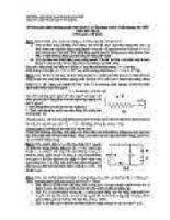 đề thi vật lý khối THCS 7