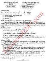đề thi vào lớp 6 môn toán  4