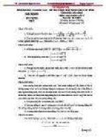 đề thi vật lý khối THCS 35