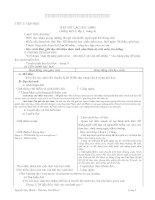 Giáo án  chi tiết lớp 5  Tuan 01