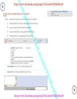 87 thi online   b0113   dao động tắt dần   duy trì   cưỡng bức (1)