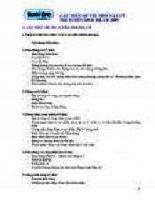 đề thi vật lý khối THCS 9
