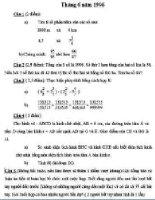đề thi vào lớp 6 môn toán 24