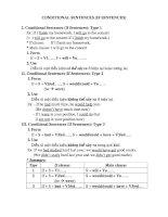 Unit 5 conditional sentences   tiếng anh 12   lê ngọc thạch