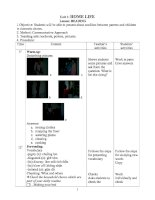 Lesson plan 12advance   16 unit   tiếng anh 12   ngô thụy quỳnh