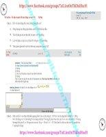 92 thi online   ôn tập chuyên đề dao động cơ học   02 (1)