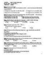 đề thi vật lý khối THCS 52