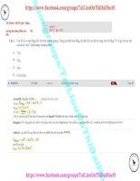 70 thi online   b0110 (p4)   năng lượng dao động điều hòa (1)