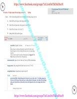 91 thi online   ôn tập chuyên đề dao động cơ học   01 (1)