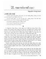 Phân tích 42 bài văn trong chương trình ngữ văn 11 phần 2