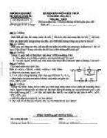 đề thi vật lý khối THCS 75